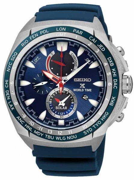Zegarek Seiko SSC489P1 - duże 1