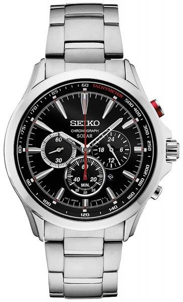 Zegarek Seiko SSC493P1 - duże 1