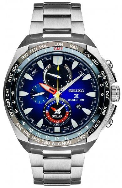 SSC549P1 - zegarek męski - duże 3