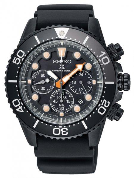 Zegarek Seiko SSC673P1 - duże 1