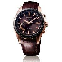 Zegarek męski Seiko astron SSE096J1 - duże 2