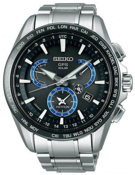 SSE107J1 - zegarek męski - duże 3