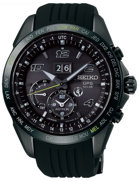 SSE143J1 - zegarek męski - duże 3