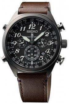 zegarek World Time Solar Chronograph  Seiko SSG015P1