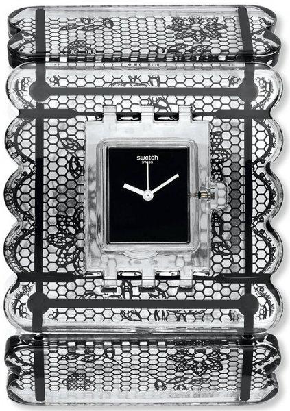 SUBK153B - zegarek damski - duże 3