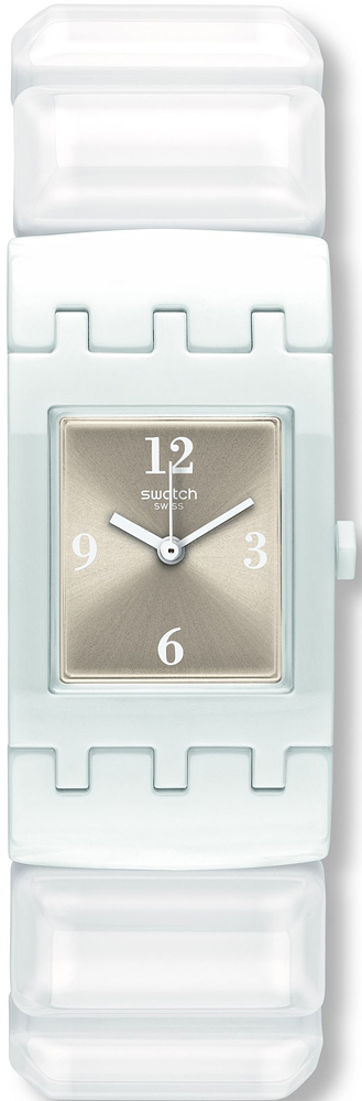 Swatch SUBW113B Originals Square SNOW BAR