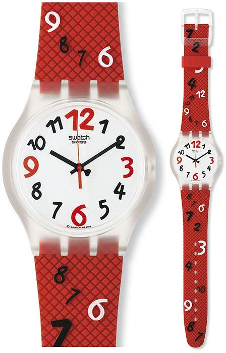 Zegarek damski Swatch originals new gent SUJK121C-1 - duże 3