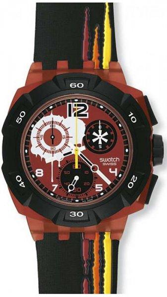 SUKR100 - zegarek męski - duże 3