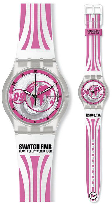Swatch SUMK105 Originals Lady Earth Line