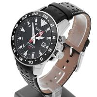 Zegarek męski Seiko sportura SUN015P2 - duże 3