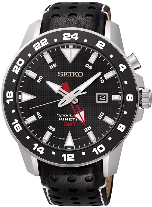 Zegarek Seiko SUN015P2 - duże 1