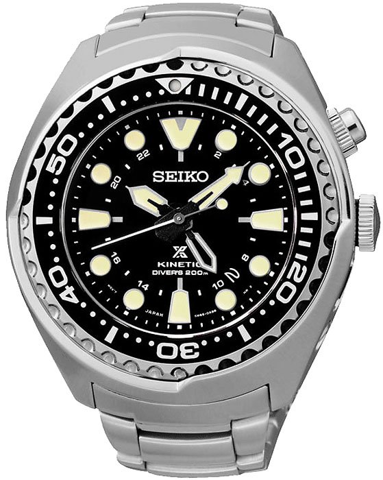 Seiko SUN019P1 Kinetic