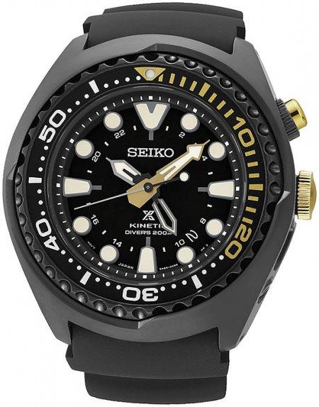 Seiko SUN045P1 Kinetic Kinetic Automatic Sapphire 200m