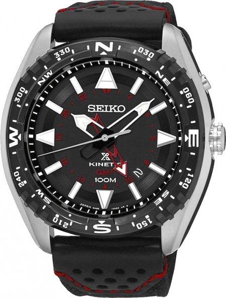 Seiko SUN049P2 Kinetic Kinetic GMT