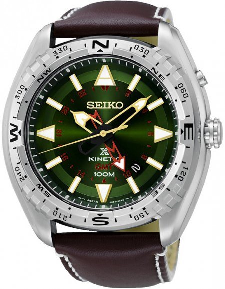 Zegarek Seiko SUN051P1 - duże 1