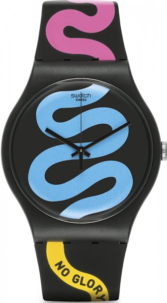Zegarek męski Swatch originals new gent SUOB108 - duże 1