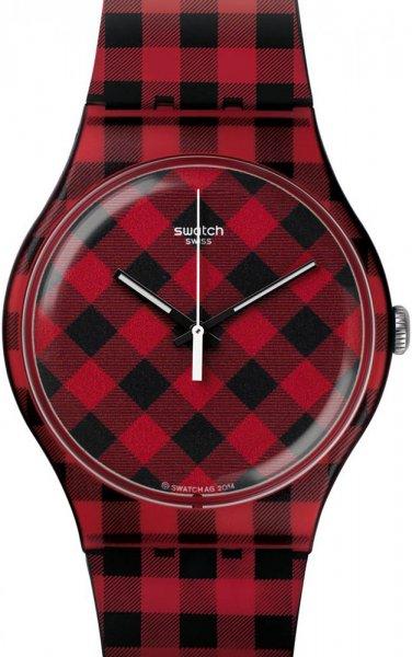 Zegarek Swatch SUOB124 - duże 1