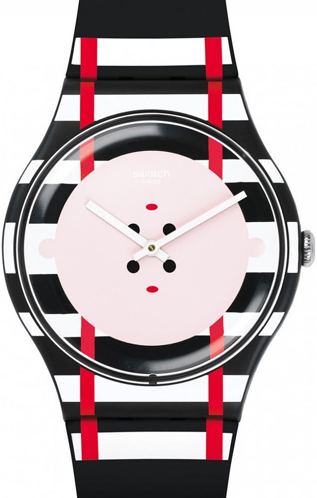 Zegarek Swatch SUOB129 - duże 1