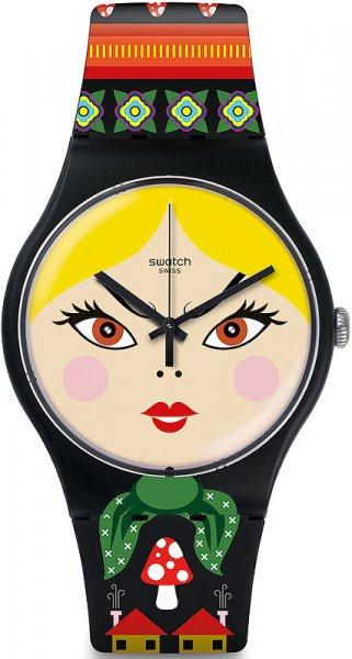 Zegarek Swatch SUOB137 - duże 1