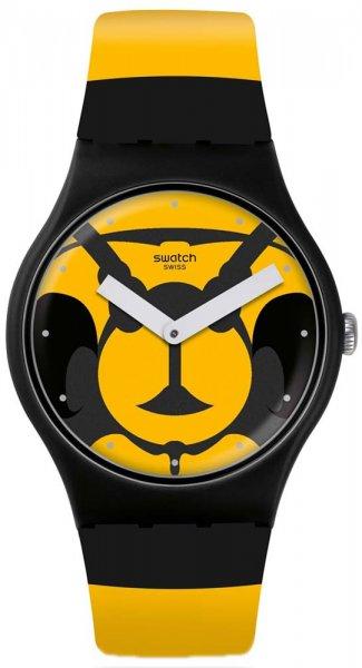 Zegarek damski Swatch originals SUOB149 - duże 1