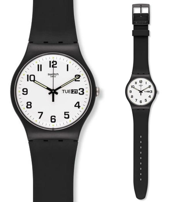 60664cf197770d Swatch SUOB705 TWICE AGAIN zegarek męski - Sklep ZEGAREK.NET