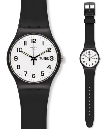 Swatch SUOB705 Originals New Gent TWICE AGAIN