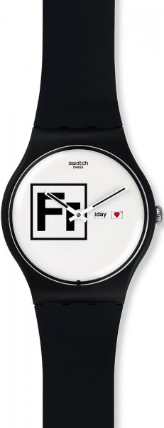 Zegarek damski Swatch originals new gent SUOB722 - duże 1