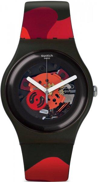 SUOC105 - zegarek męski - duże 3