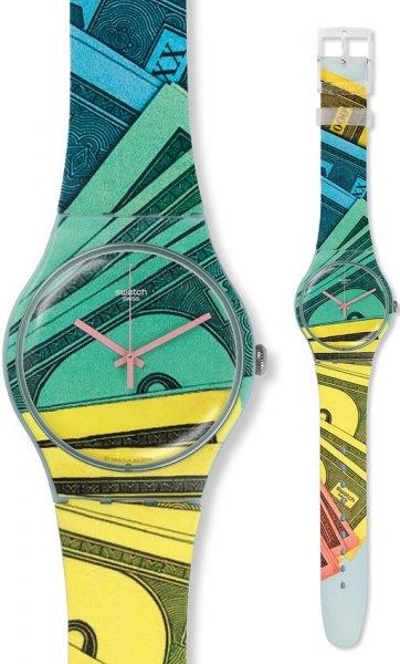 Zegarek Swatch SUOG107 - duże 1