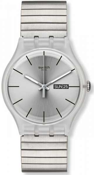 Swatch SUOK700B Originals New Gent Resolution S