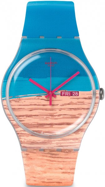SUOK706 - zegarek męski - duże 3