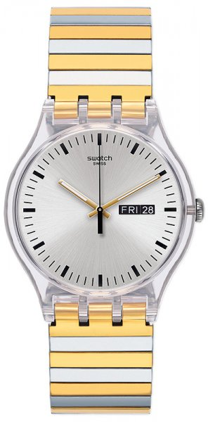 SUOK708B - zegarek damski - duże 3