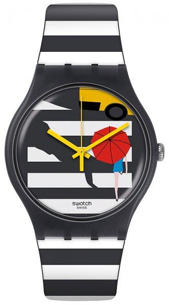 Zegarek Swatch SUOM108 - duże 1
