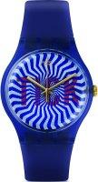 Zegarek unisex Swatch originals new gent SUON119 - duże 1