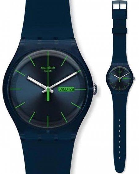 Swatch SUON700 Originals New Gent BLUE REBEL