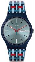 Zegarek męski Swatch originals SUON710 - duże 1