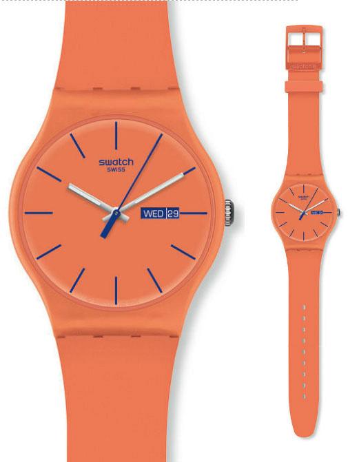 Zegarek Swatch SUOO701 - duże 1