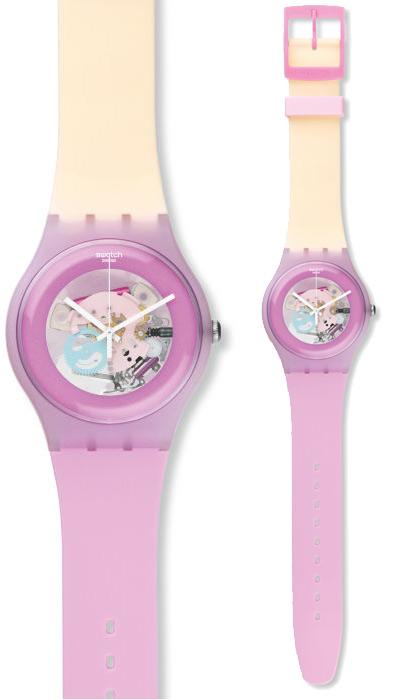 Zegarek damski Swatch originals new gent SUOP101 - duże 1