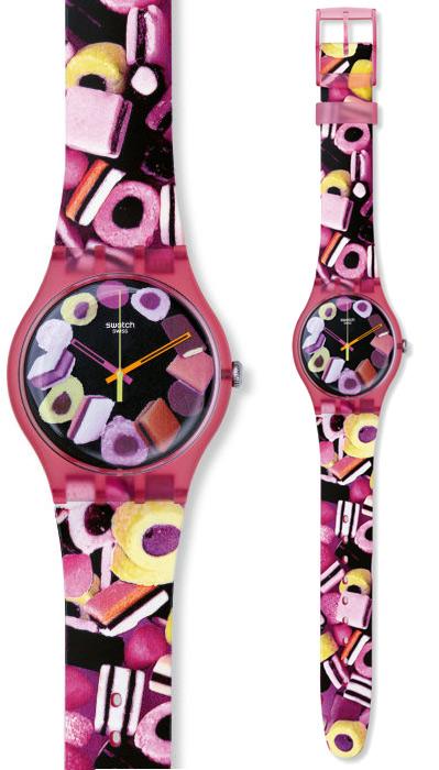 Zegarek damski Swatch originals new gent SUOP102 - duże 1