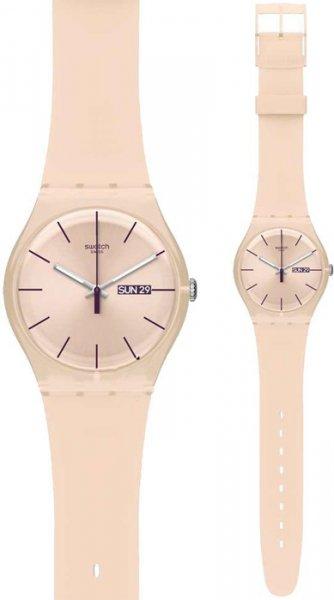 Zegarek damski Swatch originals new gent SUOT700 - duże 1