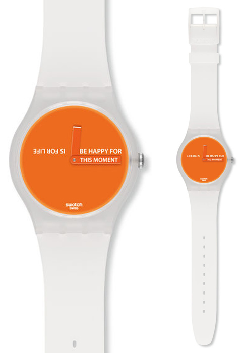 Zegarek Swatch SUOW106 - duże 1