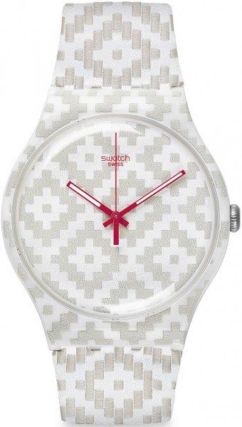 Zegarek Swatch SUOW109 - duże 1