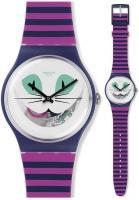 zegarek Cat me up Swatch SUOW125