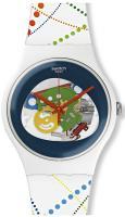 Zegarek męski Swatch originals new gent SUOW128 - duże 1