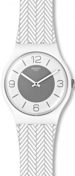 Swatch SUOW131 Originals New Gent WHITE GLOVE