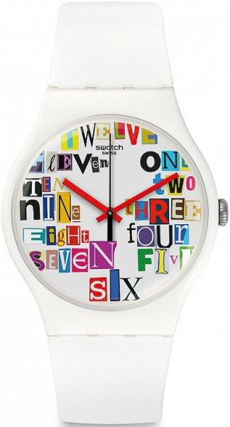 Zegarek Swatch SUOW132 - duże 1