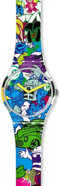 Zegarek Swatch SUOW133 - duże 1