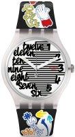 Zegarek męski Swatch originals SUOW157 - duże 1