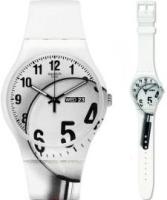 Zegarek unisex Swatch originals new gent SUOW704 - duże 1