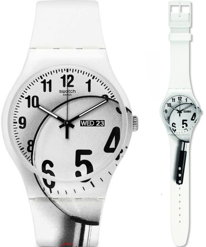 Zegarek Swatch SUOW704 - duże 1